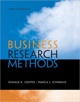 Solution Manual for Business Research