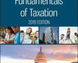 Solution Manual for Fundamentals of Taxation 2019 Edition 12th Edition by Cruz